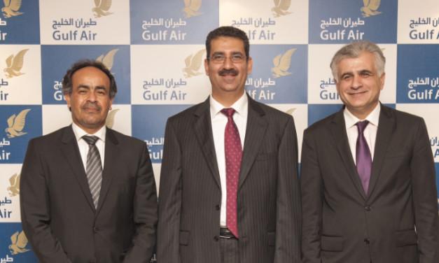 طيران الخليج توقع اتفاقية تكنولوجيا جديدة مع سيبر لتنظيم العمليات