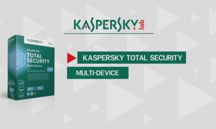 كاسبرسكي تكشف عن الإصدار الأحدث من منتجها Kaspersky Total Security