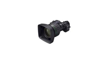 كانون تكشف النقاب عن CJ20ex7.8B، وهي عدسة زوم محمولة لكاميرات البثّ بدقّة 4K