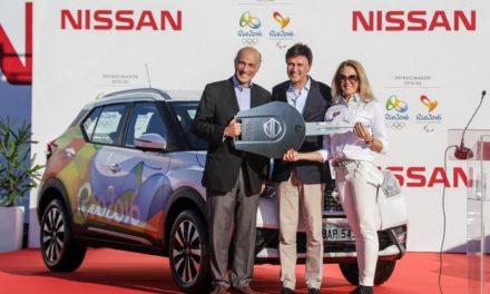 """""""نيسان"""" تسلم أسطول السيارات الرسمي إلى اللجنة المنظمة لأولمبياد """"ريو 2016"""" وأولمبياد ذوي الاحتياجات الخاصة"""
