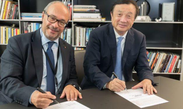 """شركة الكاميرات الألمانية """"لايكا"""" و""""هواوي"""" تطلقان مركزاً جديداً للأبحاث والتطوير"""