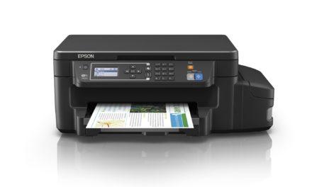 إبسون تضيف إمكانية الطباعة المزدوجة على الورق مقاس A3 إلى سلسلة الطابعات المزوّدة بنظام خزان الحبر