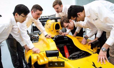 إنفينيتي تستكمل استعداداتها لنهائيات الأكاديمية الهندسية في الإمارات