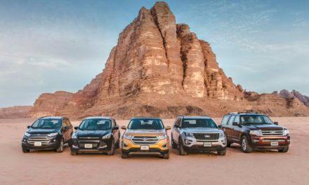 جيل الألفية والطلب العالمي يحفّزان استمرار نموّ فئة سيارات SUV من فورد، بإضافة 4 طرازات جديدة خلال 5 أعوام