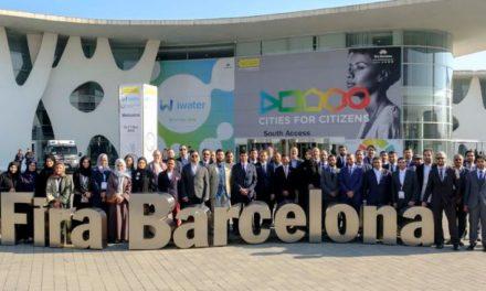 دبي الذكية تعلن عن نجاح زيارة الوفد الذي توجّه إلى برشلونة لاستعراض تجربة دبي المتميزة خلال المعرض الدولي للمدن الذكية