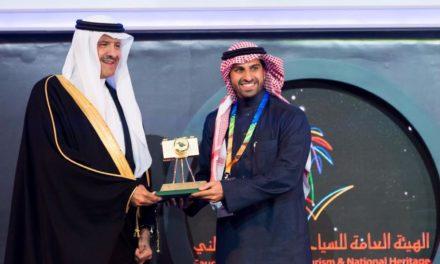 مرشح موبايلي فيصل بن زرعة  يتوج بجائزة الأمير سلطان للتصوير