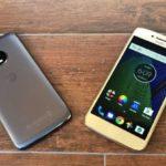 لينوفو تكشف عن هاتفي موتو جي 5 وموتو جي 5 بلس
