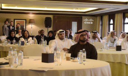 سيسكو ومركز أبوظبي للأنظمة الإلكترونية والمعلومات يعقدان ورشة عمل حول توجهات واستراتيجية الأمن في القطاع العام بالإمارات