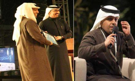رئيس مجلس شباب المنطقة الشرقية يكرم موبايلي لرعايتها التقنية لملتقى متطوعون