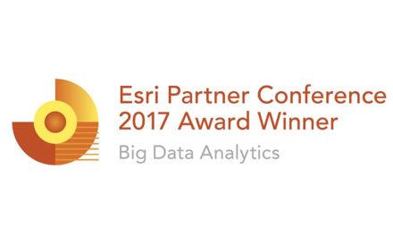 آي تي ووركس تفوز بالجائزة العالمية لمؤتمر شركاء إي إس آر آي لعام 2017 عن فئة تحليلات البيانات الضخمة