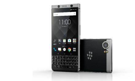 هاتف BlackBerry KEYone يصل أسواق المملكة