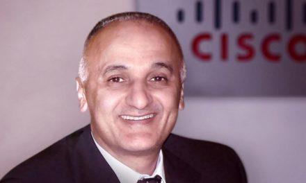 علي عامر يقود أعمال سيسكو لمزودي الخدمات العالميين في الشرق الأوسط وإفريقيا