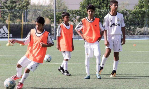 """الرياضية السعودية تنقل نهائي """" عيش التحدي مع STC """" من ريال مدريد"""