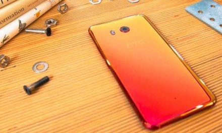 """إتش تي سي"" تطرح هاتفها الرائد HTC U11 باللون الأحمر"