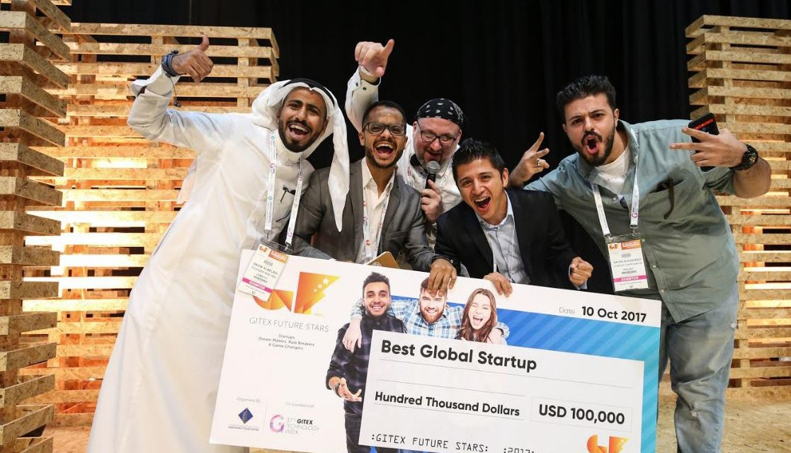 رواد أعمال سعوديون يحصدون جوائز تحدي جيتكس سوبرنوفا عن نظام المعلومات سديم