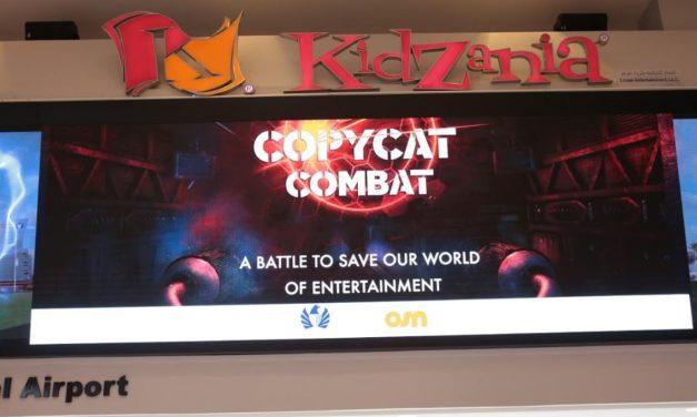 OSN وجمارك دبي تطلقان أول لعبة لمكافحة القرصنة في العالم