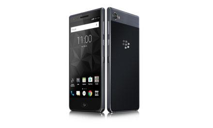 هاتف بلاك بيري موشن BlackBerry Motion الجديد يصل أسواق المنطقة في أكتوبر الحالي
