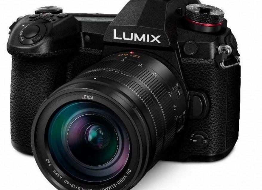باناسونيك تطرح LUMIX G9، كاميرا التصوير الفائقة