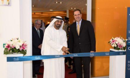 سيسكو تطلق مركز الابتكار والتجربة لإحياء الرقمنة في الشرق الأوسط