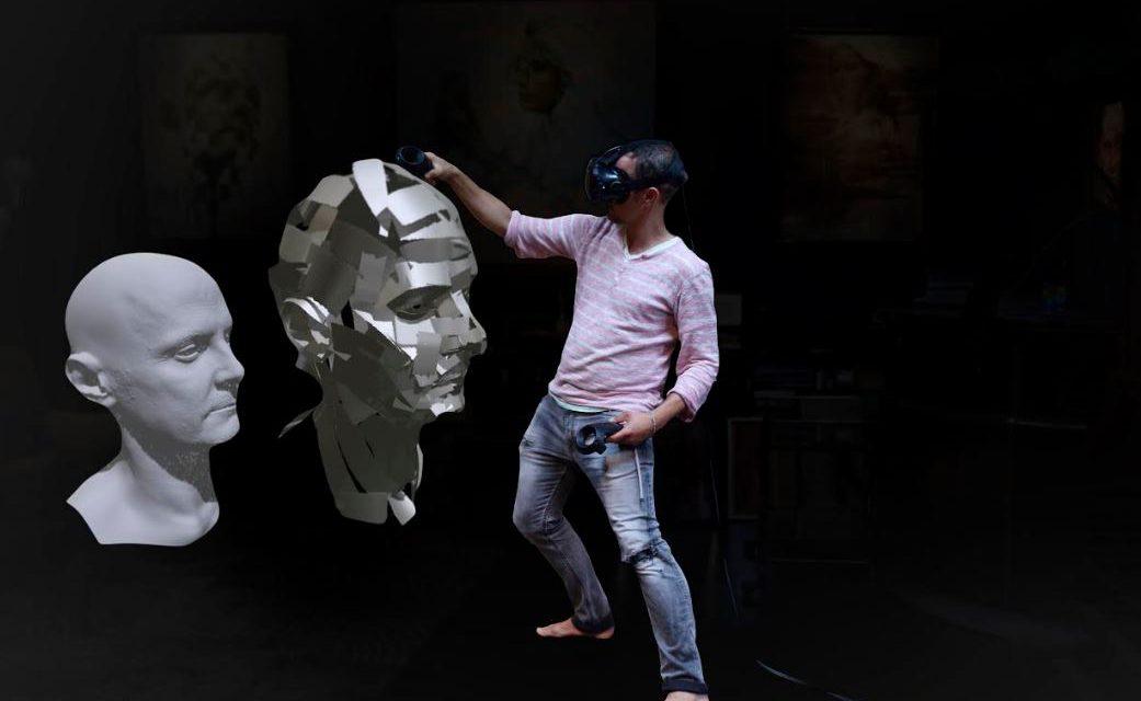 HTC VIVE تطلق برنامج الواقع الإفتراضي للفنون VIVE Arts
