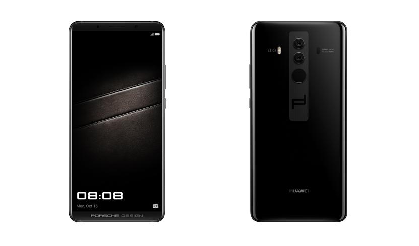 """هاتف """"بورشه ديزاين هواوي مايت 10"""" الجديد كلياً: تحفة تقنية تجمع أرقى مستويات الفخامة مع التصميم الذكي والأداء الاستثنائي"""