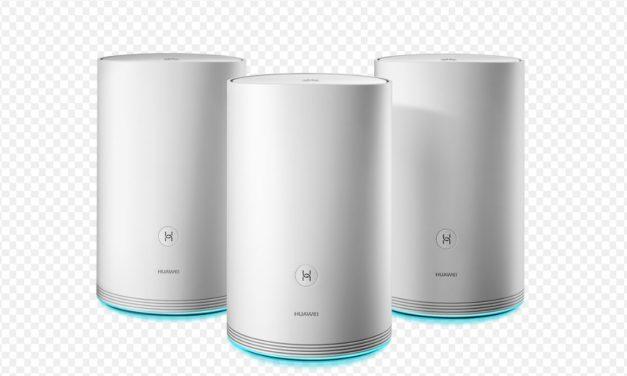 هواوي تكشف عن راوتر Wi-Fi Q2 في معرض الإلكترونيات الاستهلاكية  CES 2018: