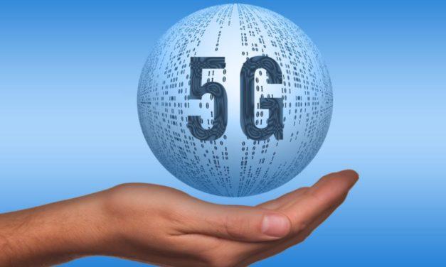 تقنية الجيل الخامس   5G ومركبة إلى كل شيء